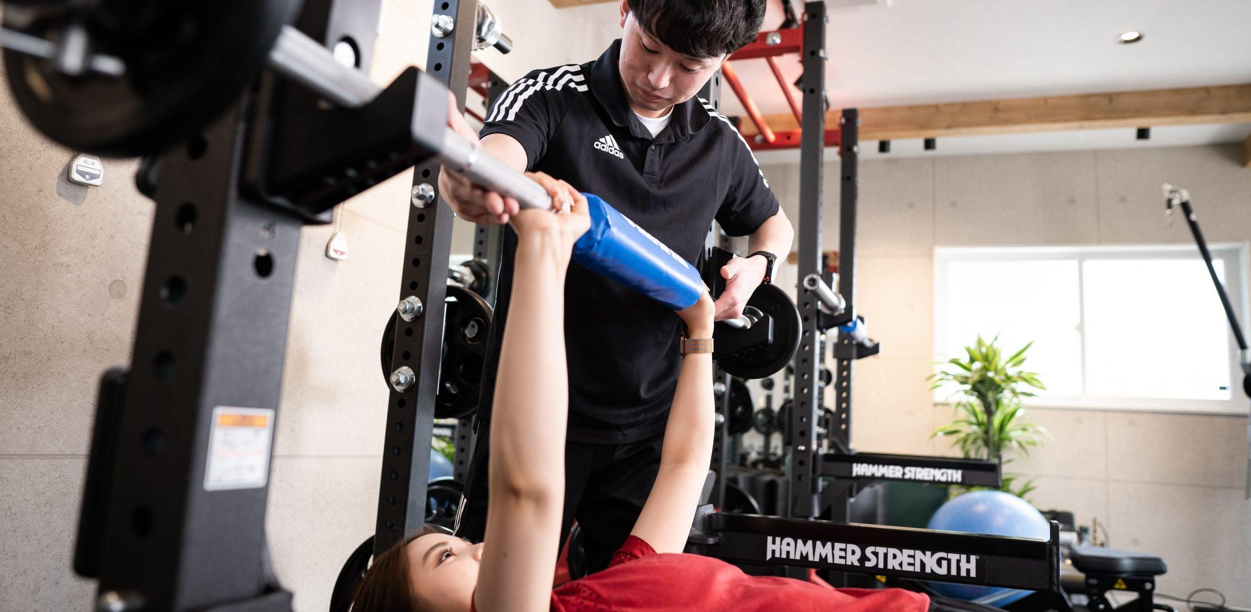 パーソナルトレーニング 福島市で女性に人気のトレーニング施設