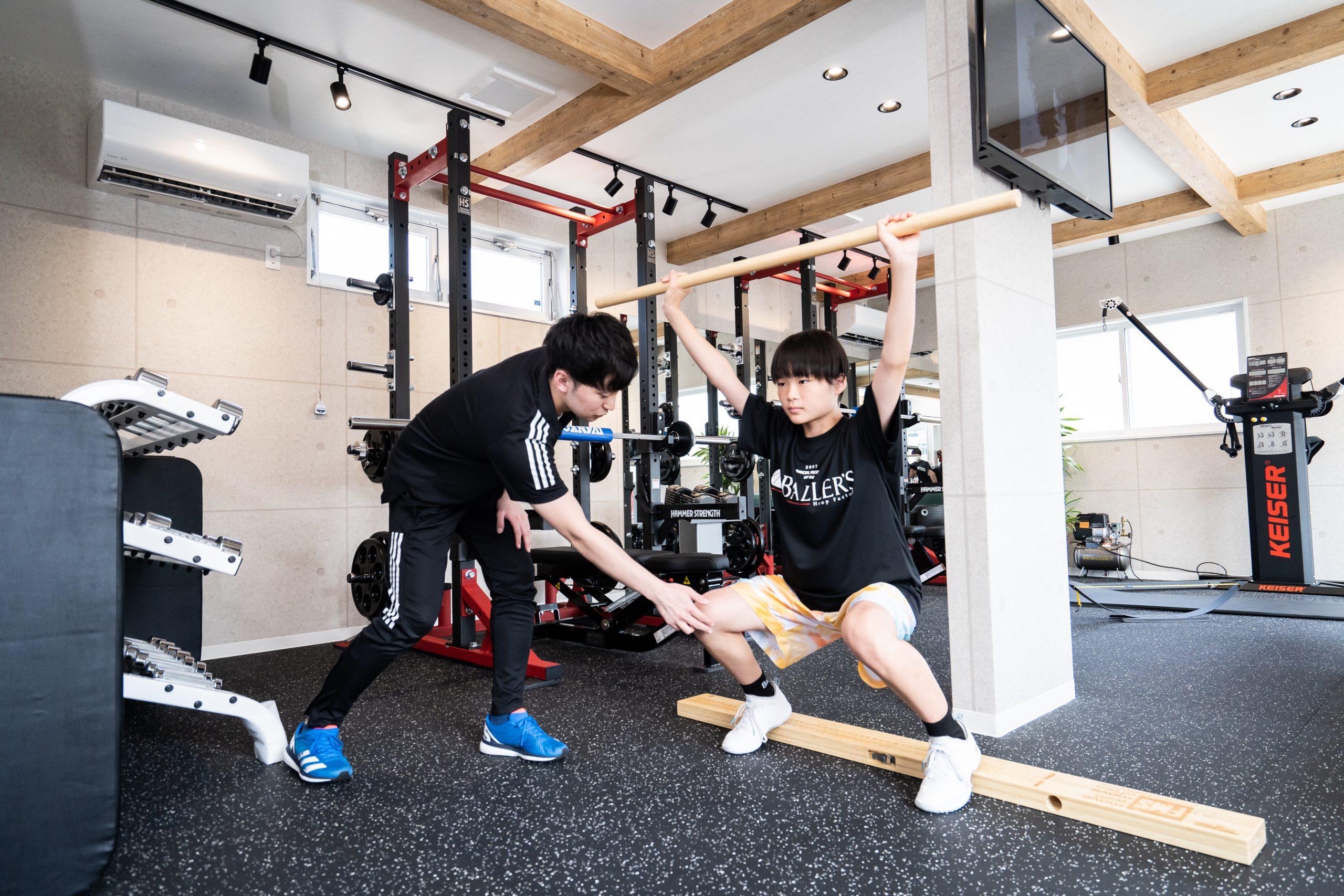 身体の評価テスト|福島市のトレーニングジムはD'mov Training Center