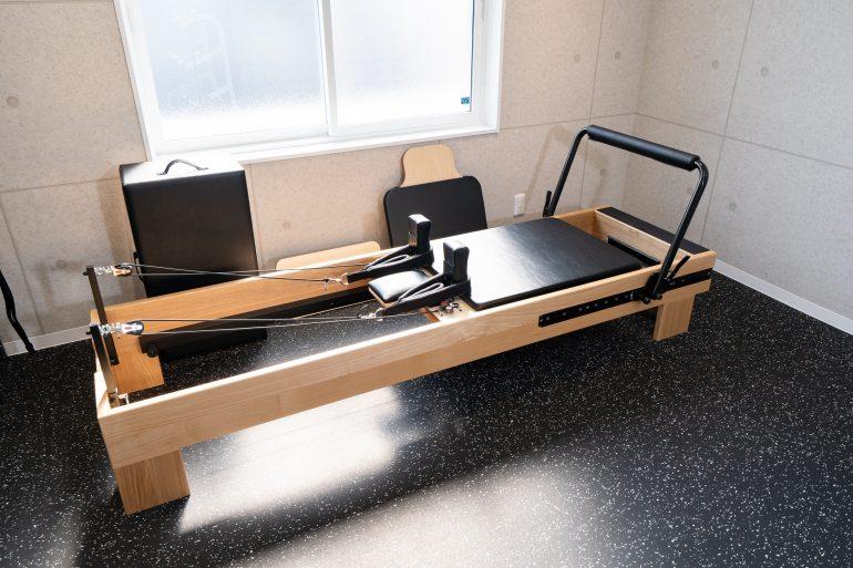ピラティスリフォーマー|福島市でピラティスならD'mov  Training Center