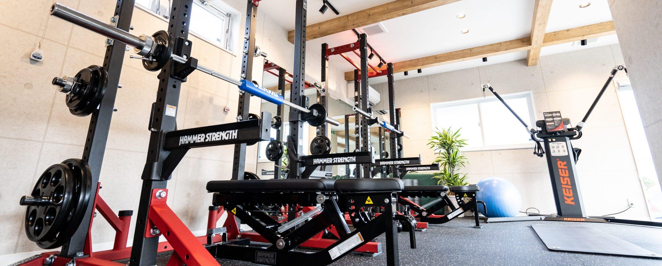 福島市のトレーニング施設はDmov Training Center